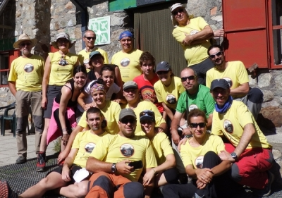 Voluntarios Gran Trail 2014